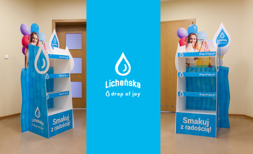 Licheńska Drop of Joy - stand